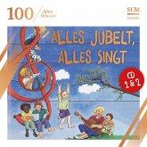 Alles jubelt, alles singt (100 Jahre Hänssler), 2 Audio-CDs