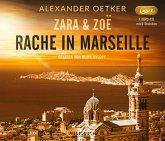 Zara und Zoë - Rache in Marseille / Die Profilerin und die Patin Bd.1 (1 MP3-CD)