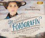 Die Zeit der Entscheidung / Die Fotografin Bd.2 (2 MP3-CDs)