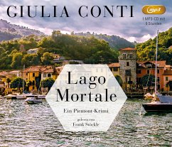 Lago Mortale, 1 MP3-CD - Conti, Giulia