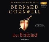 Der Erzfeind / Die Bücher vom Heiligen Gral Bd.3 (1 MP3-CDs)