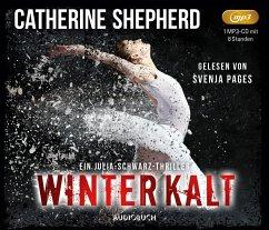 Winterkalt, 1 MP3-CD - Shepherd, Catherine