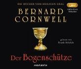 Der Bogenschütze / Die Bücher vom Heiligen Gral Bd.1 (1 MP3-CDs)