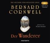 Der Wanderer / Die Bücher vom Heiligen Gral Bd.2 (1 MP3-CDs)