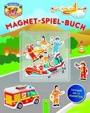 Unserer Feuerwehr Magnet-Spiel-Buch
