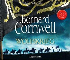 Wolfskrieg / Uhtred Bd.11 (1 MP3-CDs) - Cornwell, Bernard