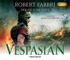 Der falsche Gott / Vespasian Bd.3 (1 MP3-CD)