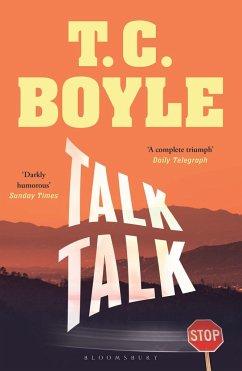 Talk Talk - Boyle, T. C.