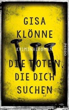 Die Toten, die dich suchen / Kommissarin Judith Krieger Bd.6 (Mängelexemplar) - Klönne, Gisa