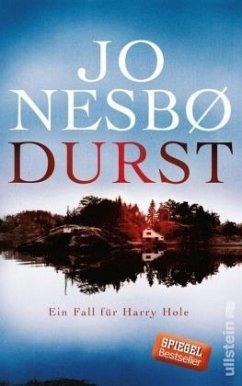 Durst / Harry Hole Bd.11 (Mängelexemplar) - Nesbø, Jo