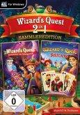 Wizard's Quest 2in1 - Sammleredition (Match 3 und Solitaire)