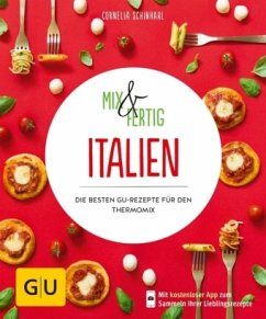 Mix & Fertig Italien (Mängelexemplar) - Schinharl, Cornelia