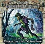 Der Fall Teufelsmoor / Gruselkabinett Bd.149 (1 Audio-CD)
