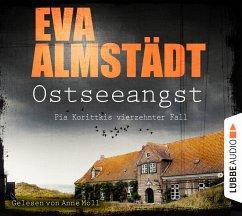 Ostseeangst / Pia Korittki Bd.14 (4 Audio-CDs) - Almstädt, Eva