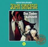 John Sinclair Tonstudio Braun - Das Todeskabinett, 1 Audio-CD