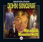 Mirandas Monsterwelt / Geisterjäger John Sinclair Bd.130 (1 Audio-CD)