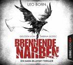 Brennende Narben / Mara Billinsky Bd.3 (6 Audio-CDs)