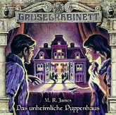 Gruselkabinett - Das unheimliche Puppenhaus, 1 Audio-CD