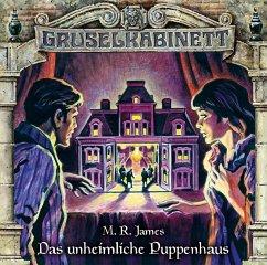 Das unheimliche Puppenhaus / Gruselkabinett Bd.145 (1 Audio-CD) - James, M. R.