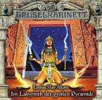 Im Labyrinth der großen Pyramide / Gruselkabinett Bd.148 (1 Audio-CD)