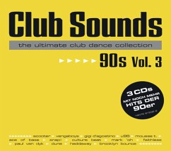 Club Sounds 90s,Vol.3 - Diverse