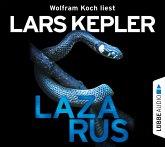 Lazarus / Kommissar Linna Bd.7 (8 Audio-CDs)