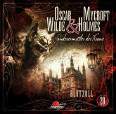 Oscar Wilde & Mycroft Holmes - Blutzoll, 1 Audio-CD