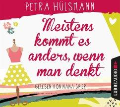 Meistens kommt es anders, wenn man denkt / Hamburg-Reihe Bd.6 (6 Audio-CDs) - Hülsmann, Petra