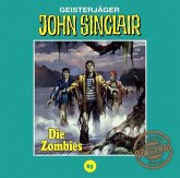 Die Zombies / John Sinclair Tonstudio Braun Bd.85 (1 Audio-CD)