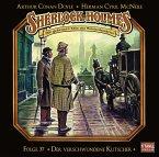 Sherlock Holmes - Der verschwundene Kutscher, 1 Audio-CD