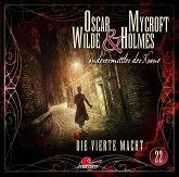 Die vierte Macht / Oscar Wilde & Mycroft Holmes Bd.22 (1 Audio-CD)