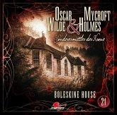 Boleskine House / Oscar Wilde & Mycroft Holmes Bd.21 (1 Audio-CD)