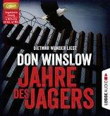 Jahre des Jägers / Art Keller Bd.3 (4 MP3-CDs)