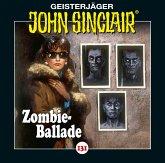 Zombie-Ballade / Geisterjäger John Sinclair Bd.131 (1 Audio-CD)