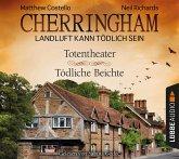 Totentheater & Tödliche Beichte / Cherringham Bd.9-10 (6 Audio-CDs)