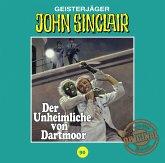 Der Unheimliche von Dartmoor / John Sinclair Tonstudio Braun Bd.90 (1 Audio-CD)