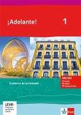 ¡Adelante! 1. Cuaderno de actividades mit CD-ROM 1. Lernjahr