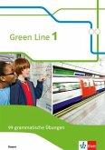 Green Line 1. Ausgabe Bayern. 99 grammatische Übungen mit Lösungen 5. Klasse