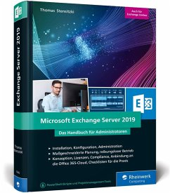 Microsoft Exchange Server 2019 - Stensitzki, Thomas