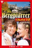 Der Bergpfarrer Staffel 12 - Heimatroman (eBook, ePUB)