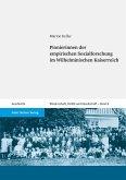 Pionierinnen der empirischen Sozialforschung im Wilhelminischen Kaiserreich (eBook, PDF)