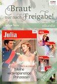 Braut nur nach Freigabe! - 5-teilige Serie (eBook, ePUB)