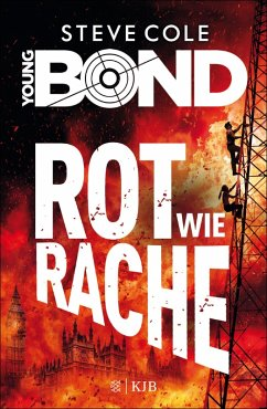 Rot wie Rache / Young James Bond Bd.4 (eBook, ePUB) - Cole, Steve