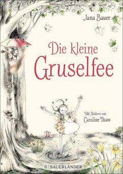 Die kleine Gruselfee (eBook, ePUB) - Bauer, Jana