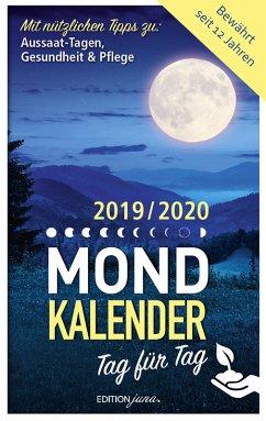 Mondkalender 2019/2020 (eBook, PDF) - Himberg, Alexa; Roderich, Jörg