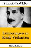 Erinnerungen an Emile Verhaeren (eBook, ePUB)