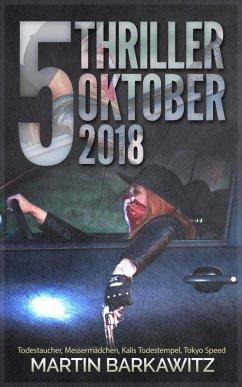 5 Thriller Oktober 2018