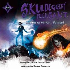 Skulduggery Pleasant - Apokalypse, Wow! (MP3-Download) - Landy, Derek