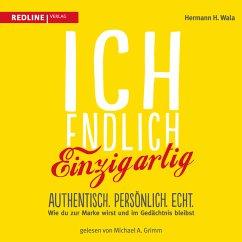 Ich, endlich einzigartig (MP3-Download) - Wala, Hermann H.