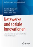 Netzwerke und soziale Innovationen (eBook, PDF)